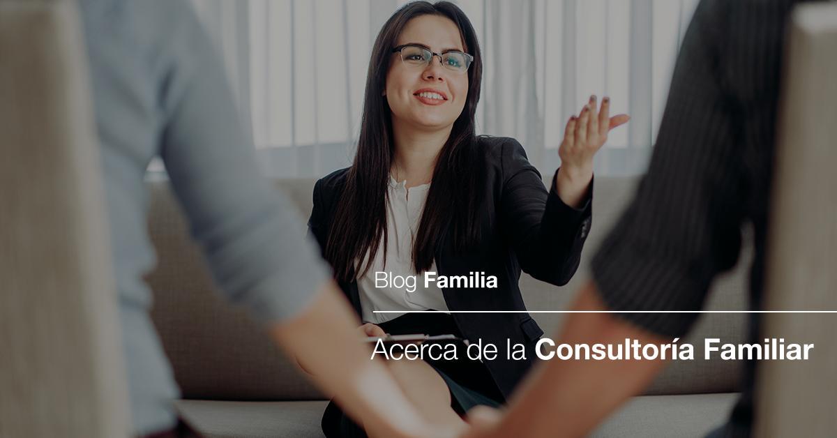 acerca de la consultoría familiar