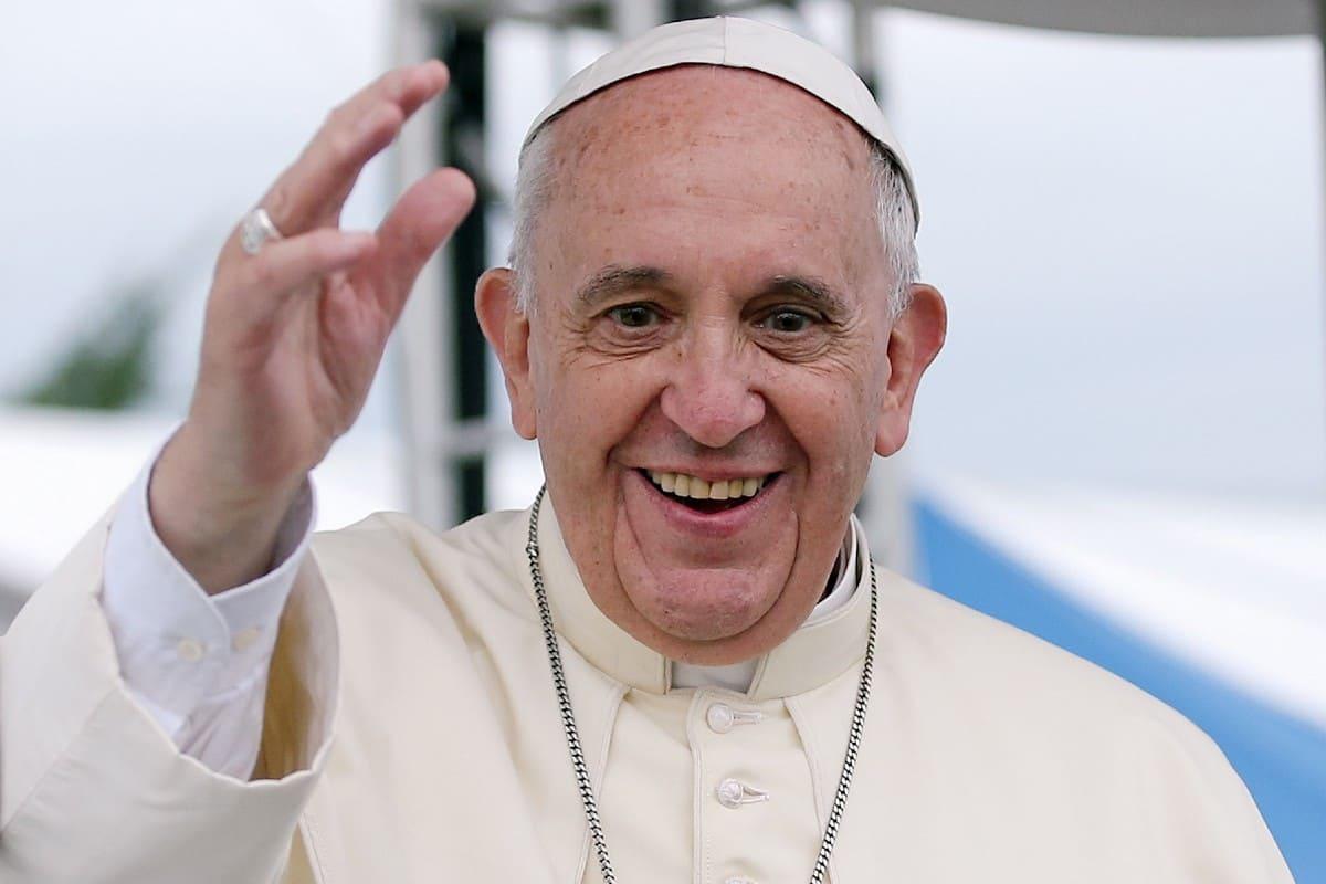 el mundo de las finanzas el video del papa